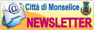 Newsletter - Citta' di Monselice